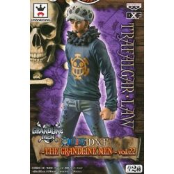 Figurine ONE PIECE DXF Trafalgar Law