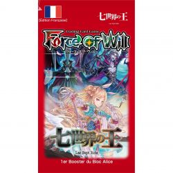 Booster Force Of Will Les Sept Rois
