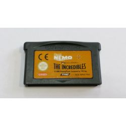 Nemo + The Incredibles [GameBoy Advance]