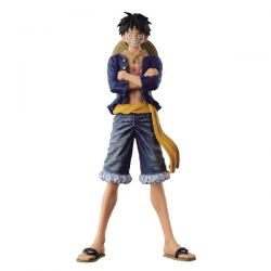 Figurine One Piece - Luffy JEANS FREAK