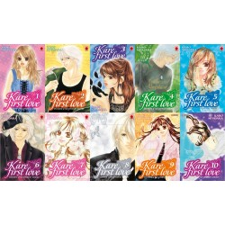 Mangas Kare First Love Tomes 1 à 10