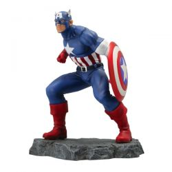 Figurine Marvel Comics Civil War statuette 1/8 Captain America 22 cm