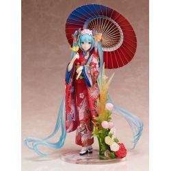 Character Vocal Series 01 statuette 1/8 Hatsune Miku Hanairogoromo Ver. 23 cm