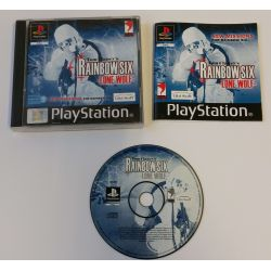 Tom Clancy's Rainbow six -Lone Wolf- [ps1]