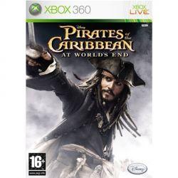 Pirates des carîbes Jusqu'au Bout Du Monde [xbox360]