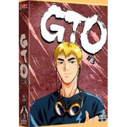 GTO Coffret DVD Volume 3 VF
