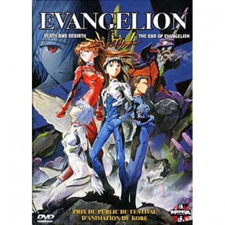 DVD Evangelion - Neon Genesis - Les Films