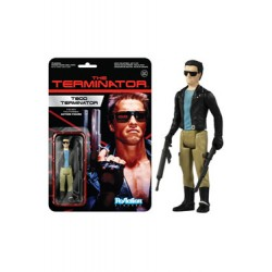 Terminator ReAction figurine T-800 10 cm