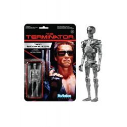 Terminator ReAction figurine T-800 Endoskeleton 10 cm