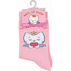 angel cat sugar - chaussette fille