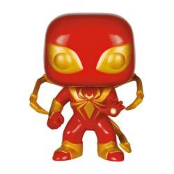 Marvel Comics POP! Vinyl Bobble Head Iron Spider 9 cm