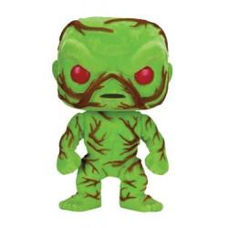DC Comics POP! Heroes Vinyl figurine Swamp Thing Flocked 9 cm
