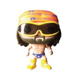WWE Wrestling POP! WWE Vinyl figurine Randy Savage Ooh Yeah (Macho Man) 9 cm