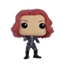 Captain America Civil War POP! Vinyl Bobble Head Black Widow 10 cm