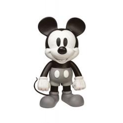 Disney figurine Hikari Sofubi Mickey Mouse Black & White 19 cm