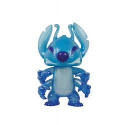 Lilo & Stitch figurine Hikari Sofubi Blue Glitter Stitch 19 cm
