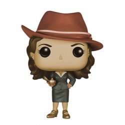 Marvel Agent Carter Figurine POP! Marvel Vinyl Agent Carter Sepia Variant 9 cm
