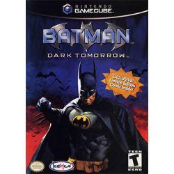 Batman Dark Tomorrow [GameCube]