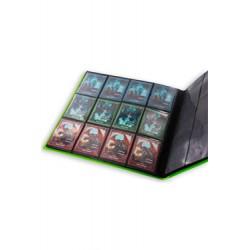 Ultimate Guard 12-Pocket QuadRow FlexXfolio Vert Clair