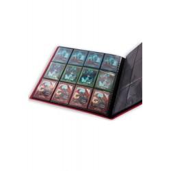 Ultimate Guard 12-Pocket QuadRow FlexXfolio Rouge