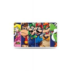 Super Mario tapis de jeu Mario & Friends 60 x 34 cm