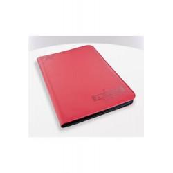 Ultimate Guard album portfolio A4 ZipFolio XenoSkin Rouge