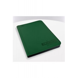 Ultimate Guard album portfolio A4 ZipFolio XenoSkin Vert