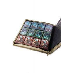 Ultimate Guard 12-Pocket QuadRow ZipFolio XenoSkin Sable