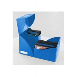 Ultimate Guard boîte pour cartes Twin Deck Case 160+ taille standard Bleu Roi
