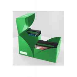 Ultimate Guard boîte pour cartes Twin Deck Case 160+ taille standard Vert