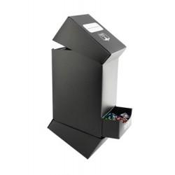 Ultimate Guard boîte pour cartes Deck´n´Tray Case 100+ taille standard Noir