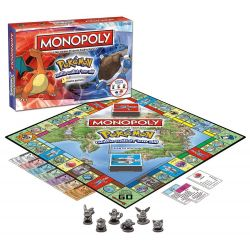 Monopoly Pokémon Edition de Kanto