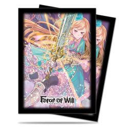 Protège cartes Force Of Will TCG Normal Sleeves Standard Size A2-V1