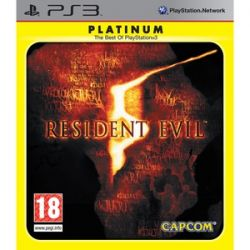 Resident Evil Platinum [Ps3]