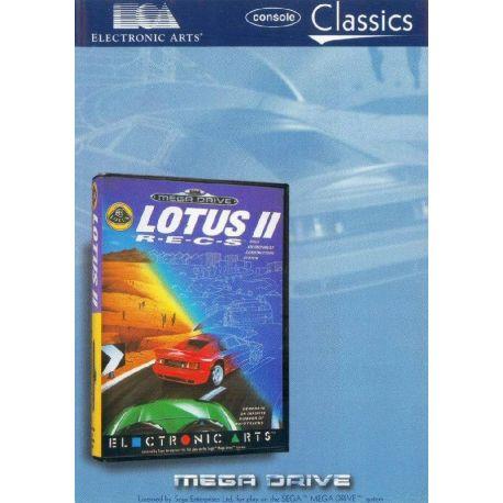 Lotus II R.E.C.S [MegaDrive]