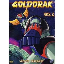 Goldorak Coffret 2 - Version Fraçaise