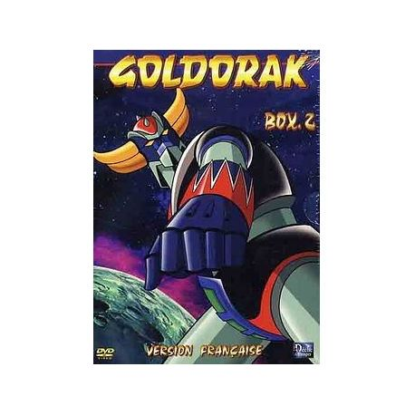 Goldorak Coffret 2 - Version Fraçaise