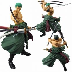 Figurine ONE PIECE - Variable Action Heros Roronoa Zoro !