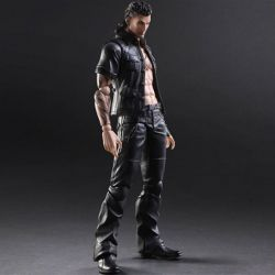 Figurine FINAL FANTASY XV: PLAY ARTS KAI - Gladiolus