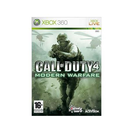Call of duty 4 : Modern warfare [xbox 360]