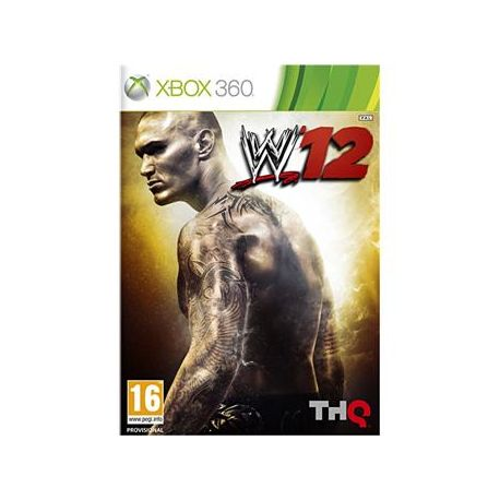 WWE 12 [xbox 360]