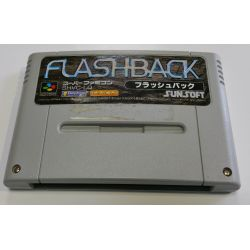 Flashback: The Quest for Identity JAP [SNES]