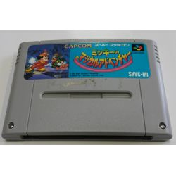 The Magical Quest starring Mickey Mouse JAP [SNES]