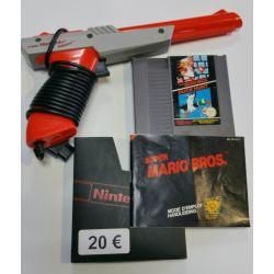 Super Mario Bros & Duck Hunt plus pitolet [nes]