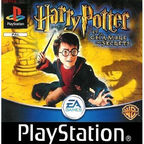Harry potter et la chambre des secrets ps1 - Harry potter et la chambre des secrets vf ...