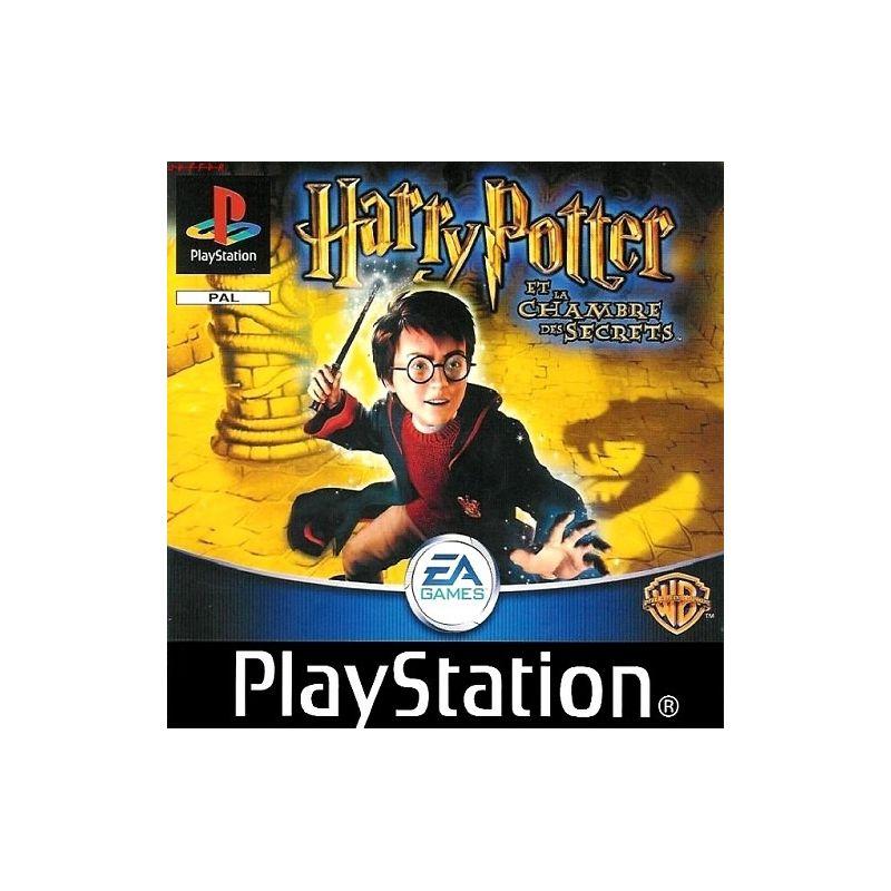 Harry potter et la chambre des secrets ps1 - Harry potter et la chambre des secrets torrent ...