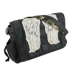 Sac à bandoulière The Walking Dead mini Daryl's Wings