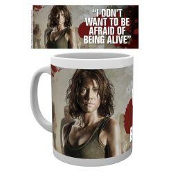 Mug walking dead Maggie