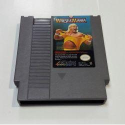 Wrestle Mania [NES]