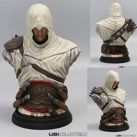 Buste Assassin's Creed Legacy ALTAIR